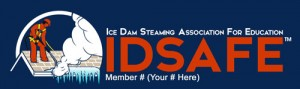 Ice Dam Steaming Association For Education IDSAFE