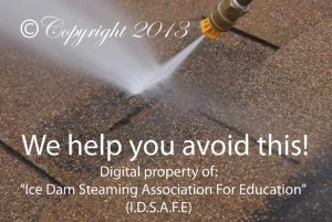 Ice Dam Steaming Association For Education (IDSAFE) Member Verification
