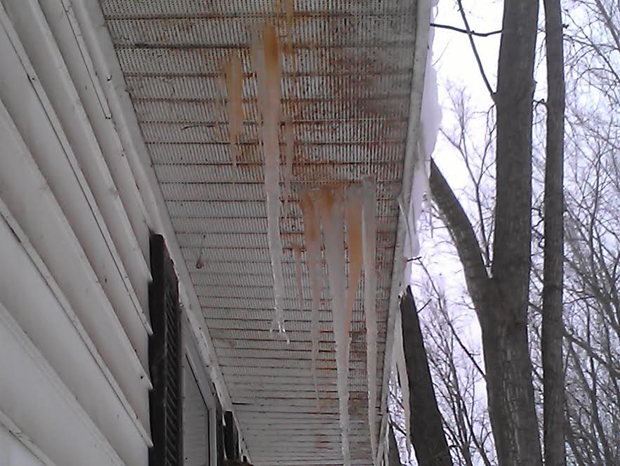 Will Ice Dams Hurt My Roof